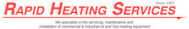 Rapid Heating Services Logo